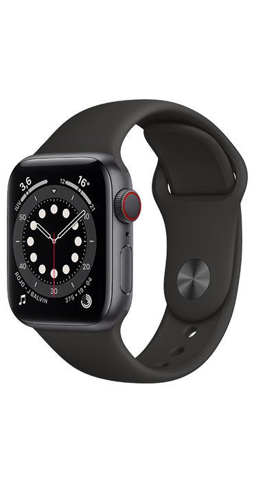 Apple Watch S6 Gps+Cellular 40mm Space Gray